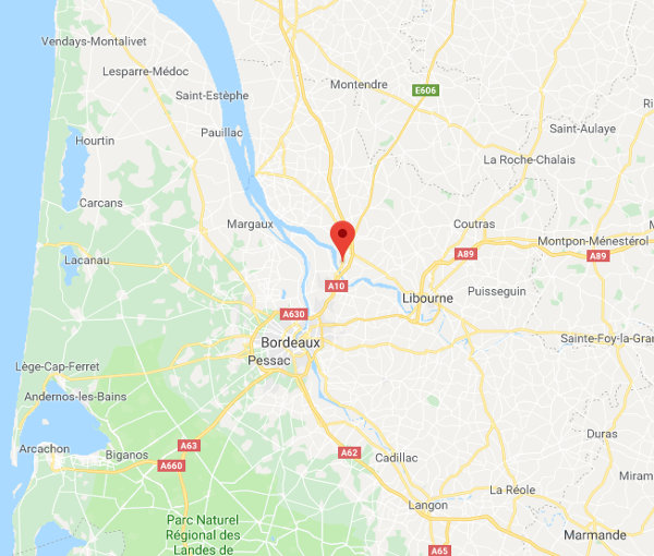 Optimale Energie Aquitaine Carte Google